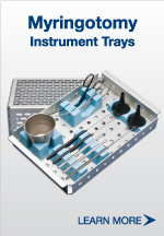 Myringotomy Instrument Trays